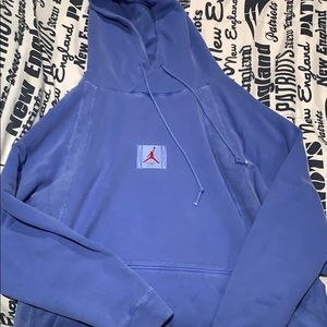 Air Jordan men's hoodie loose fit size XL
